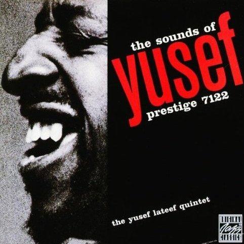 YusefLateef-TheSoundsOfYusef
